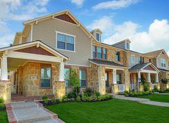 Hampton - Viridian: Arlington, Texas - CB JENI Homes