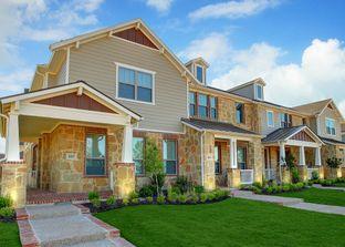 Carson - Viridian: Arlington, Texas - CB JENI Homes