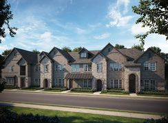 Lincoln - Meridian at Southgate: McKinney, Texas - CB JENI Homes