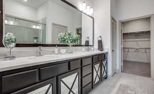 Viridian Island by CB JENI Homes in Fort Worth Texas