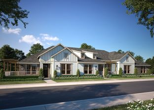 Bailey - Harvest: Northlake, Texas - CB JENI Homes