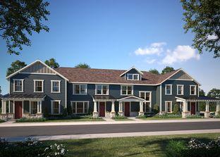 Azalea - Park Vista: Frisco, Texas - CB JENI Homes