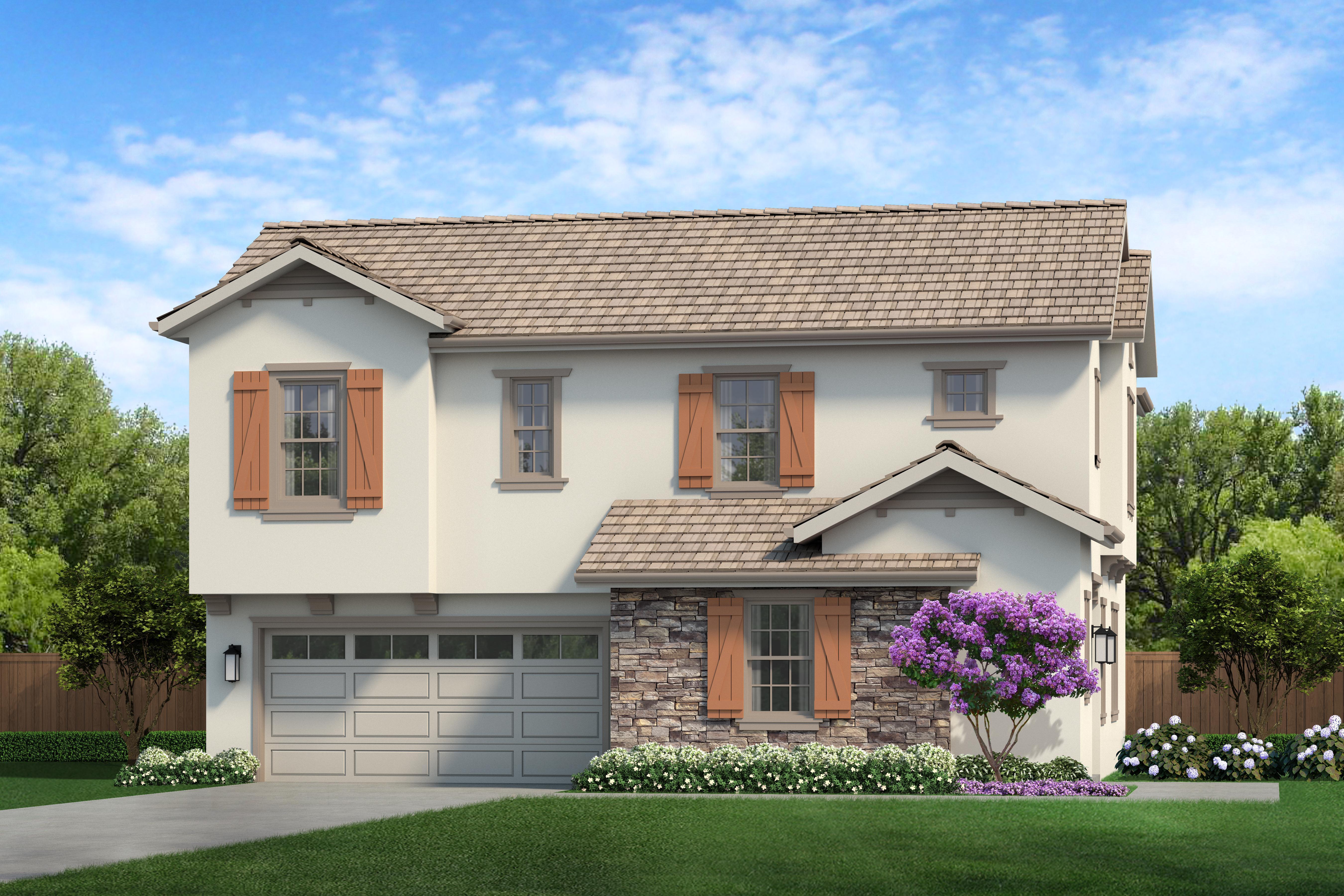 'Granite Terrace' by CEC Homes in Sacramento