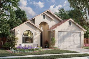 Plan 1606 - Wyatt Ranch: Citrus Heights, California - CEC Homes