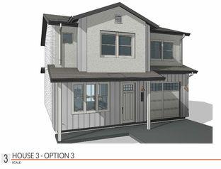 Plan 3A - Morey Morrison: Sacramento, California - CEC Homes