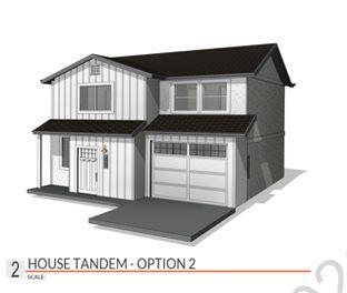 House 7 - Morey Morrison: Sacramento, California - CEC Homes