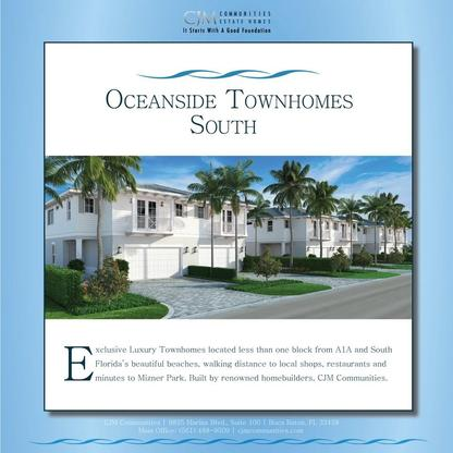Oceanside Townhomes:Oceanside Townhomes