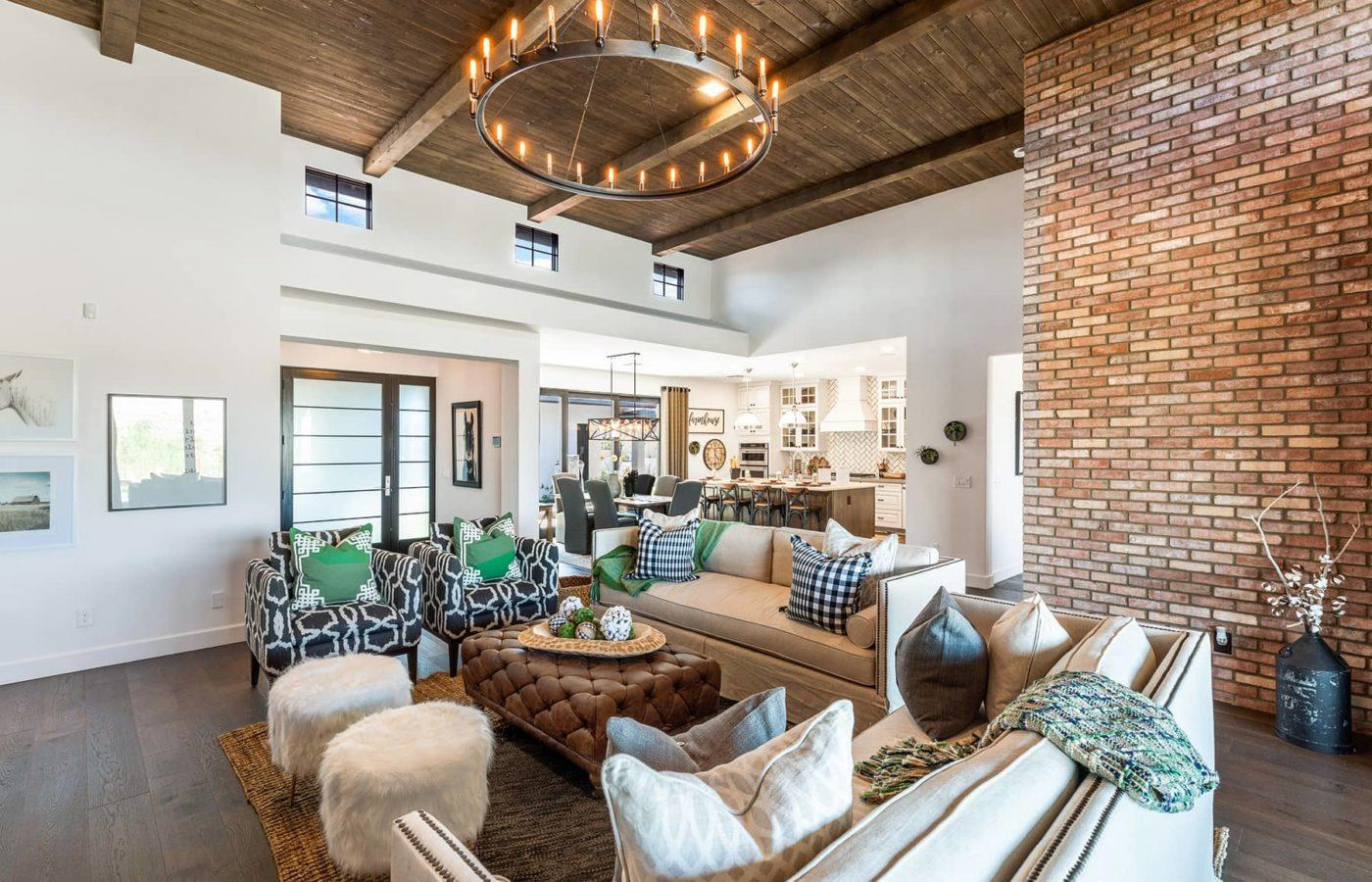 Living Area featured in the Sundance By CS Edmunds in Phoenix-Mesa, AZ