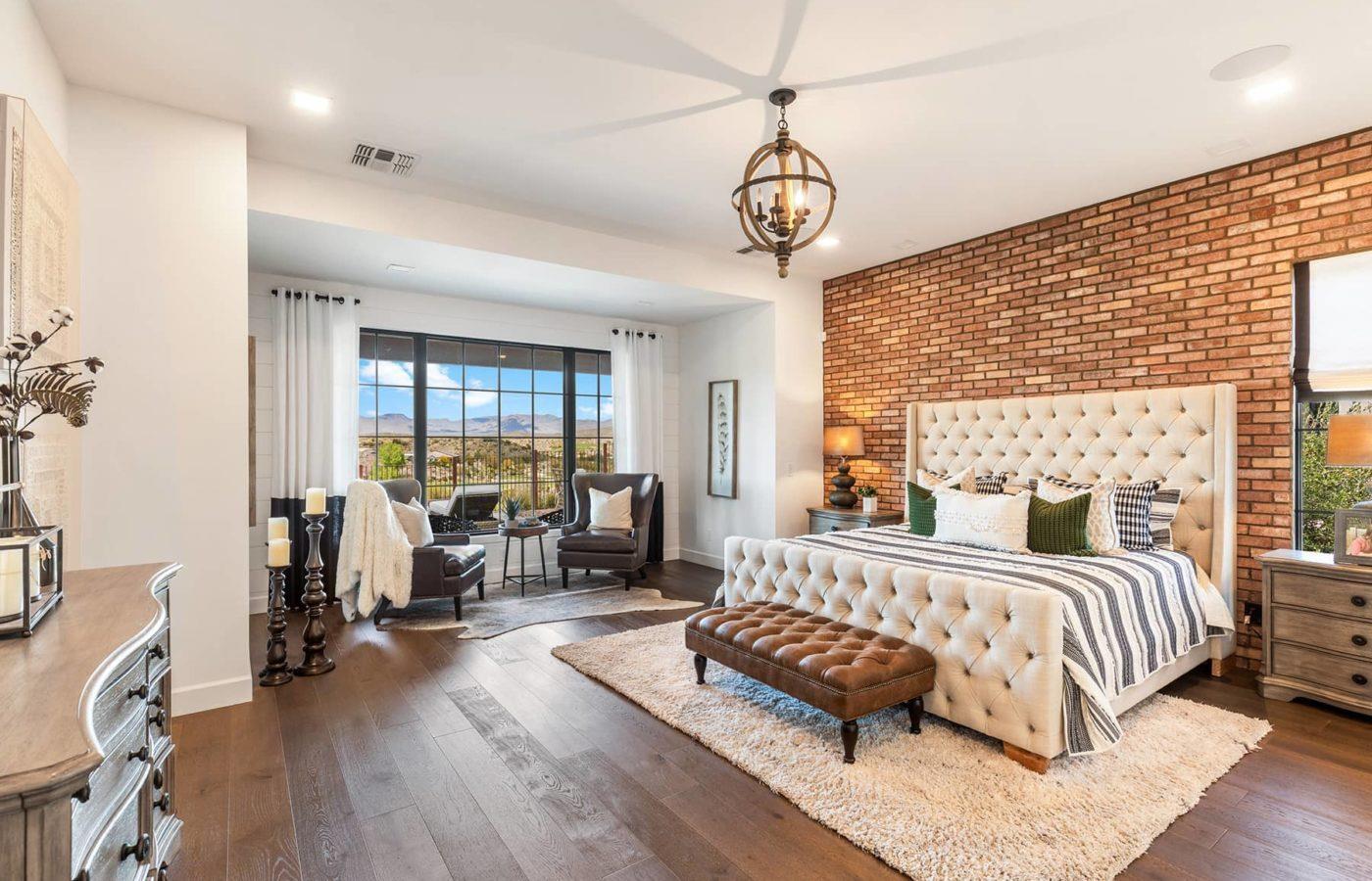 Bedroom featured in the Sundance By CS Edmunds in Phoenix-Mesa, AZ
