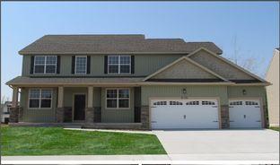 Kensington - Shadybrook: Dewitt, Michigan - CVE Homes