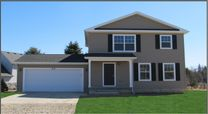 Wooded Valley by CVE Homes in Lansing Michigan