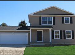 Washington - Brendan Estates: Napoleon, Michigan - CVE Homes