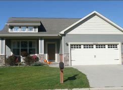 Kendrick - Stonegate Farms: Jackson, Michigan - CVE Homes