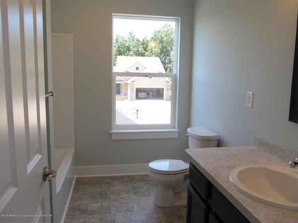 Bathroom featured in the Pineridge By CVE Homes in Lansing, MI