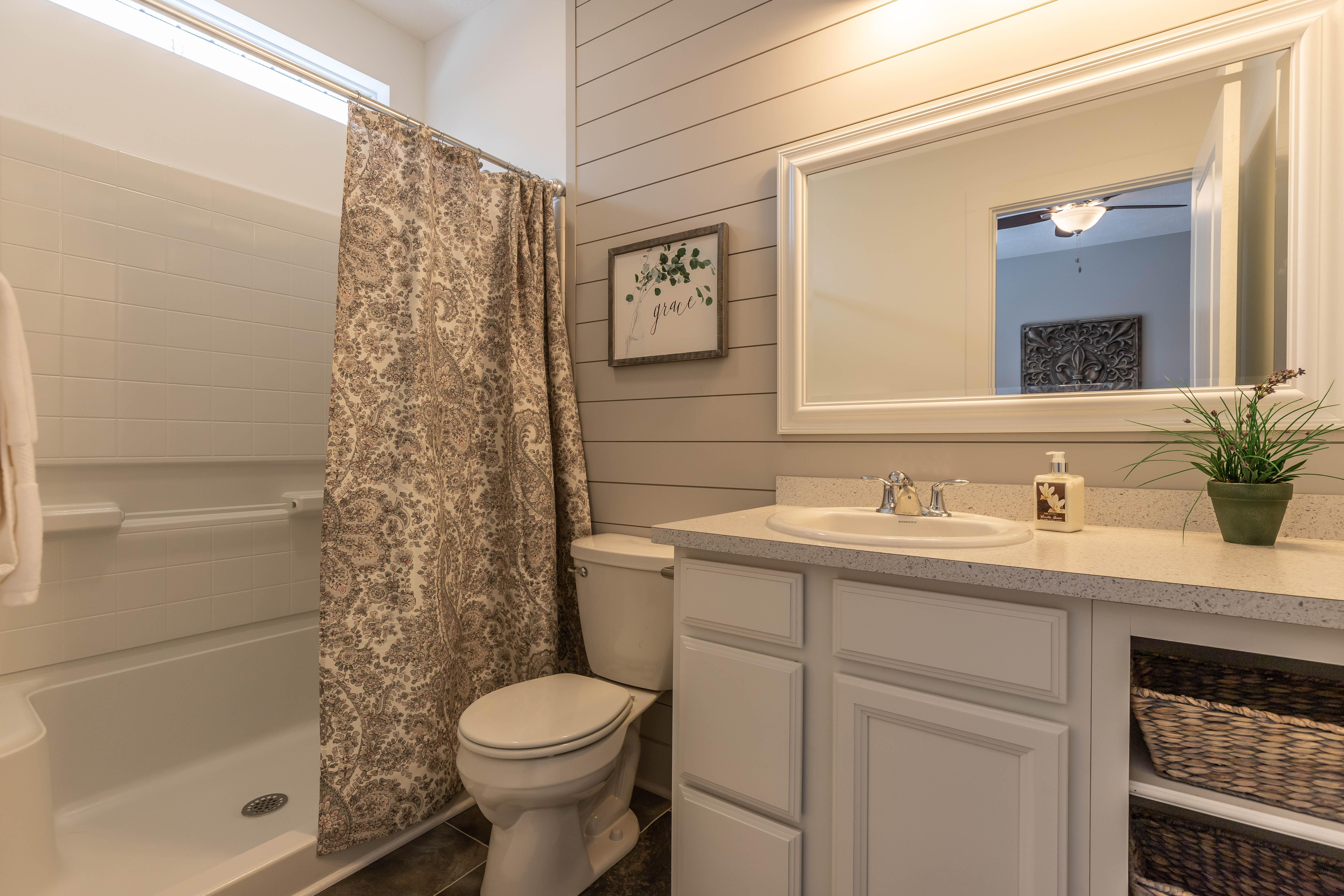 Bathroom featured in the Taylor By CVE Homes in Jackson, MI