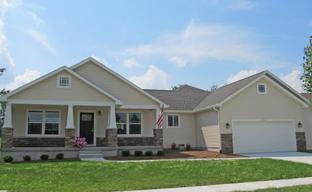 Sandhill Estates by CVE Homes in Jackson Michigan