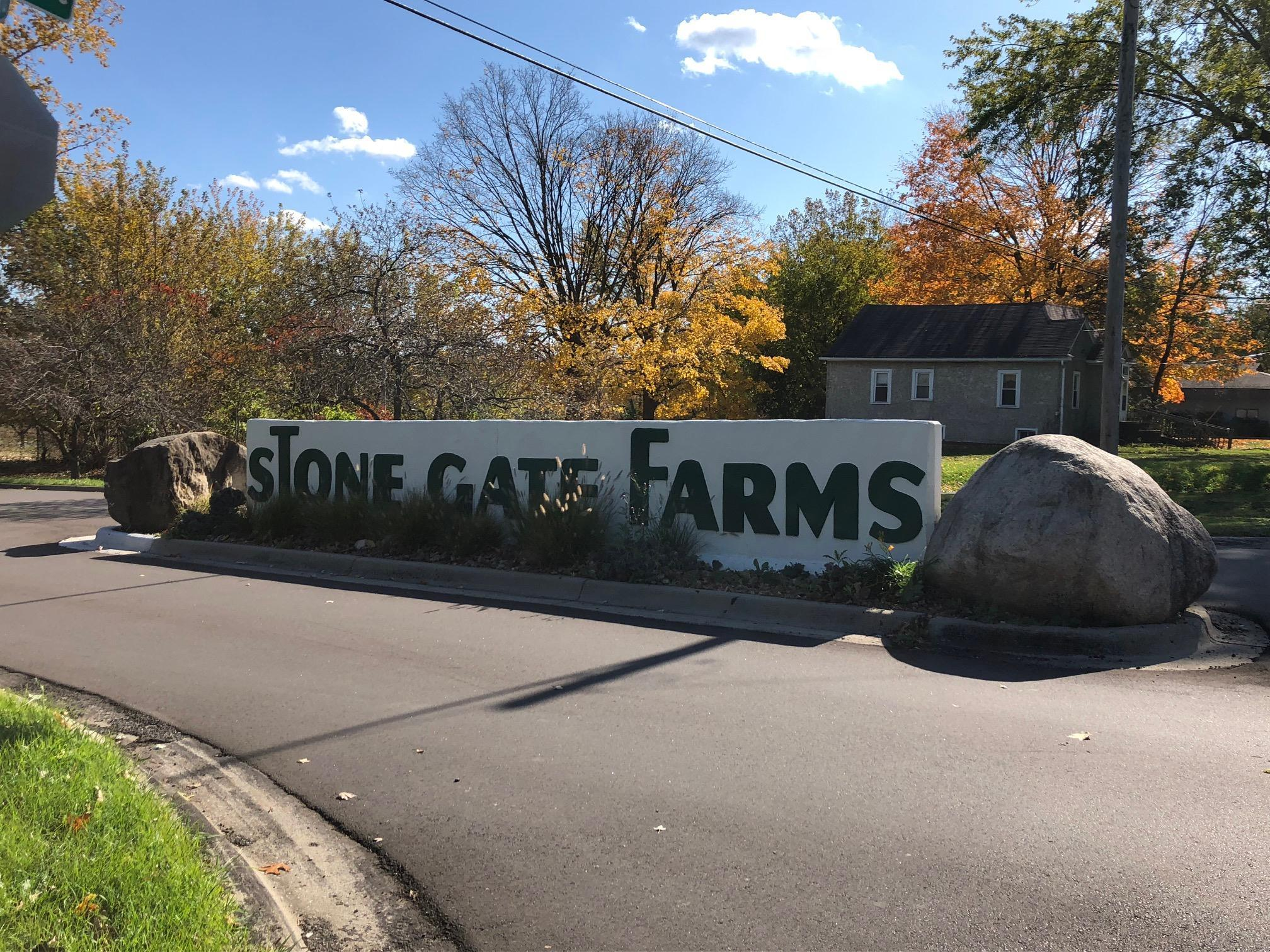 'Stonegate Farms' by CVE Homes in Jackson