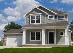 Harrison - Colbrook Meadows: Jackson, Michigan - CVE Homes