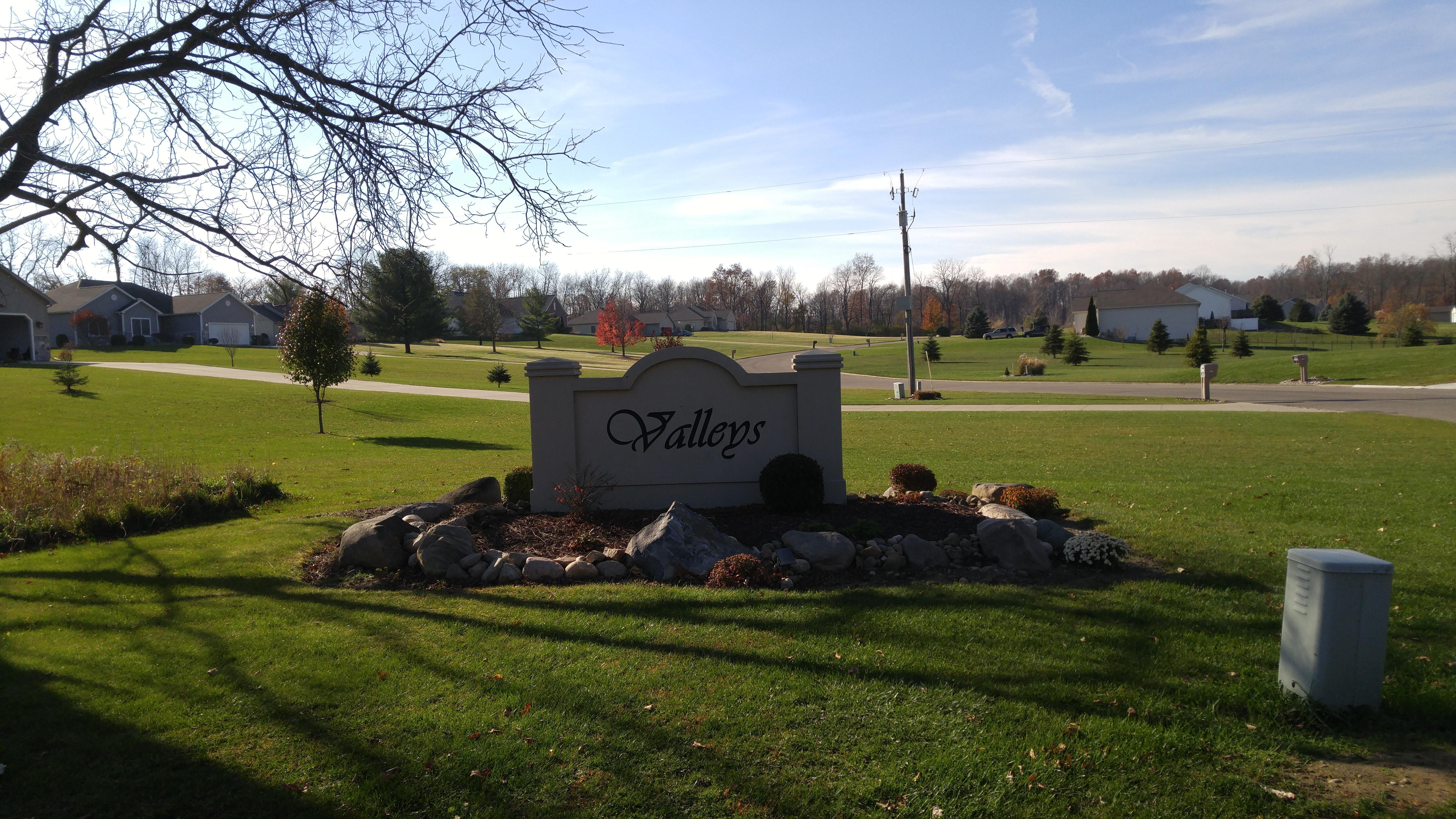'The Valleys' by CVE Homes in Jackson