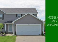 Abbott - Stonegate Farms: Jackson, Michigan - CVE Homes