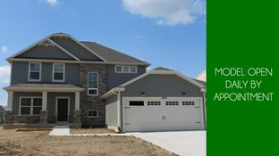 Adams - Colbrook Meadows: Jackson, Michigan - CVE Homes