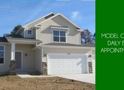 Armstrong - Fairfields of Spring Arbor: Spring Arbor, Michigan - CVE Homes