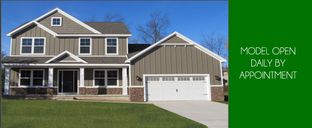 Bellevue - Shadybrook: Dewitt, Michigan - CVE Homes