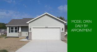 Callaway - Colbrook Meadows: Jackson, Michigan - CVE Homes