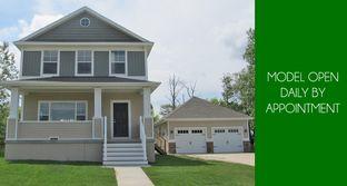 Charleston - Oakridge Estates: Charlotte, Michigan - CVE Homes