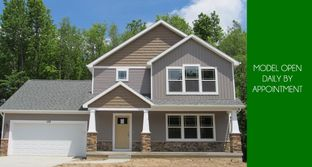 Chasen - Wooded Valley: Holt, Michigan - CVE Homes