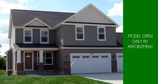 Chester - Stonegate Farms: Jackson, Michigan - CVE Homes