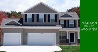 Christopher - Brendan Estates: Napoleon, Michigan - CVE Homes