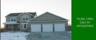 Crestwood - Sandhill Estates: Grass Lake, Michigan - CVE Homes