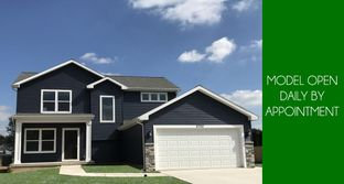 Franklin - Pheasant Hollow: Holt, Michigan - CVE Homes