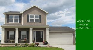 Gregory - Brendan Estates: Napoleon, Michigan - CVE Homes