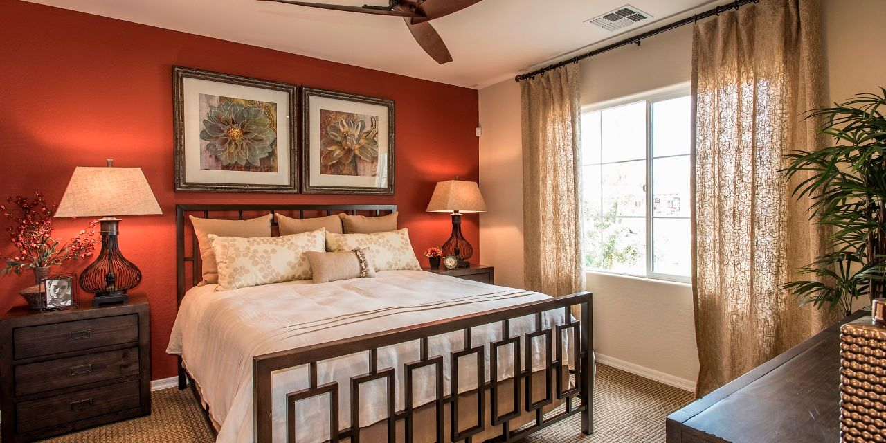 Bedroom featured in the Villa One By Cachet Homes in Phoenix-Mesa, AZ