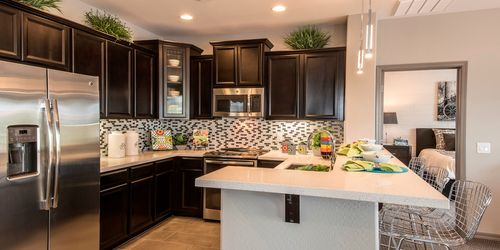 Kitchen-in-Villa Two-at-Cachet at the Wigwam-in-Litchfield Park