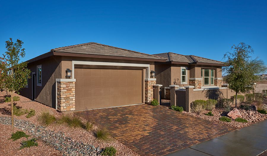 Dominic By Richmond American Homes Plan Henderson Nevada