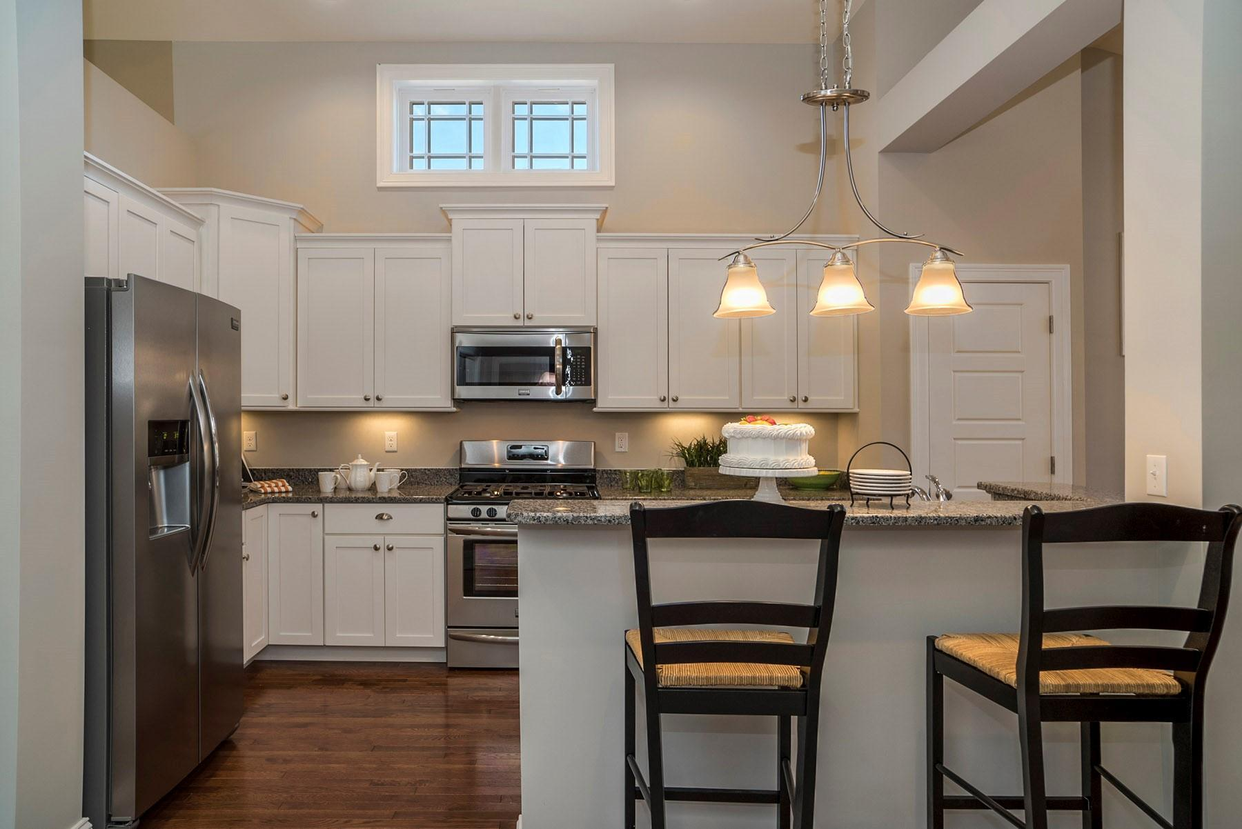Kitchen featured in The Bradley By Calcagni Real Estate in New Haven-Meriden, CT