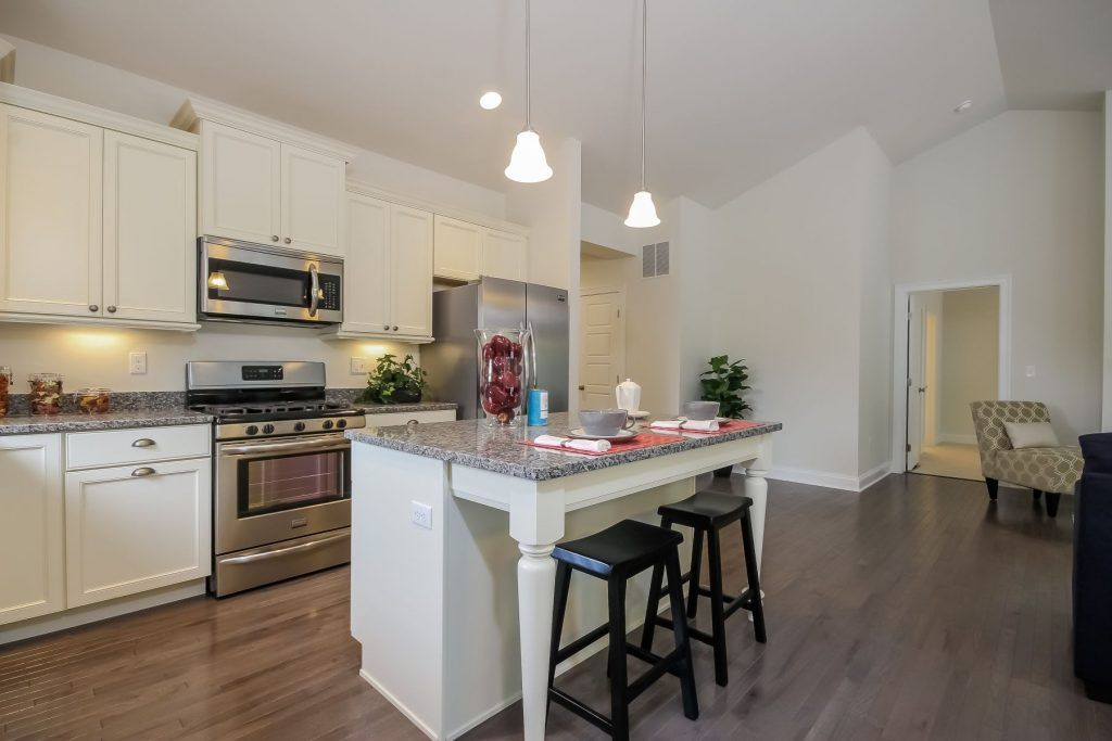 Kitchen featured in The Wallace By Calcagni Real Estate in New Haven-Meriden, CT