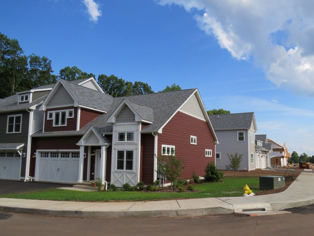 Exterior featured in The Bradley By Calcagni Real Estate in New Haven-Meriden, CT