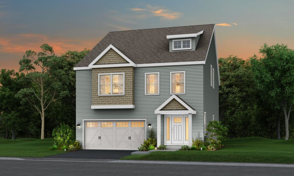 Exterior featured in The Patton By Calcagni Real Estate in New Haven-Meriden, CT