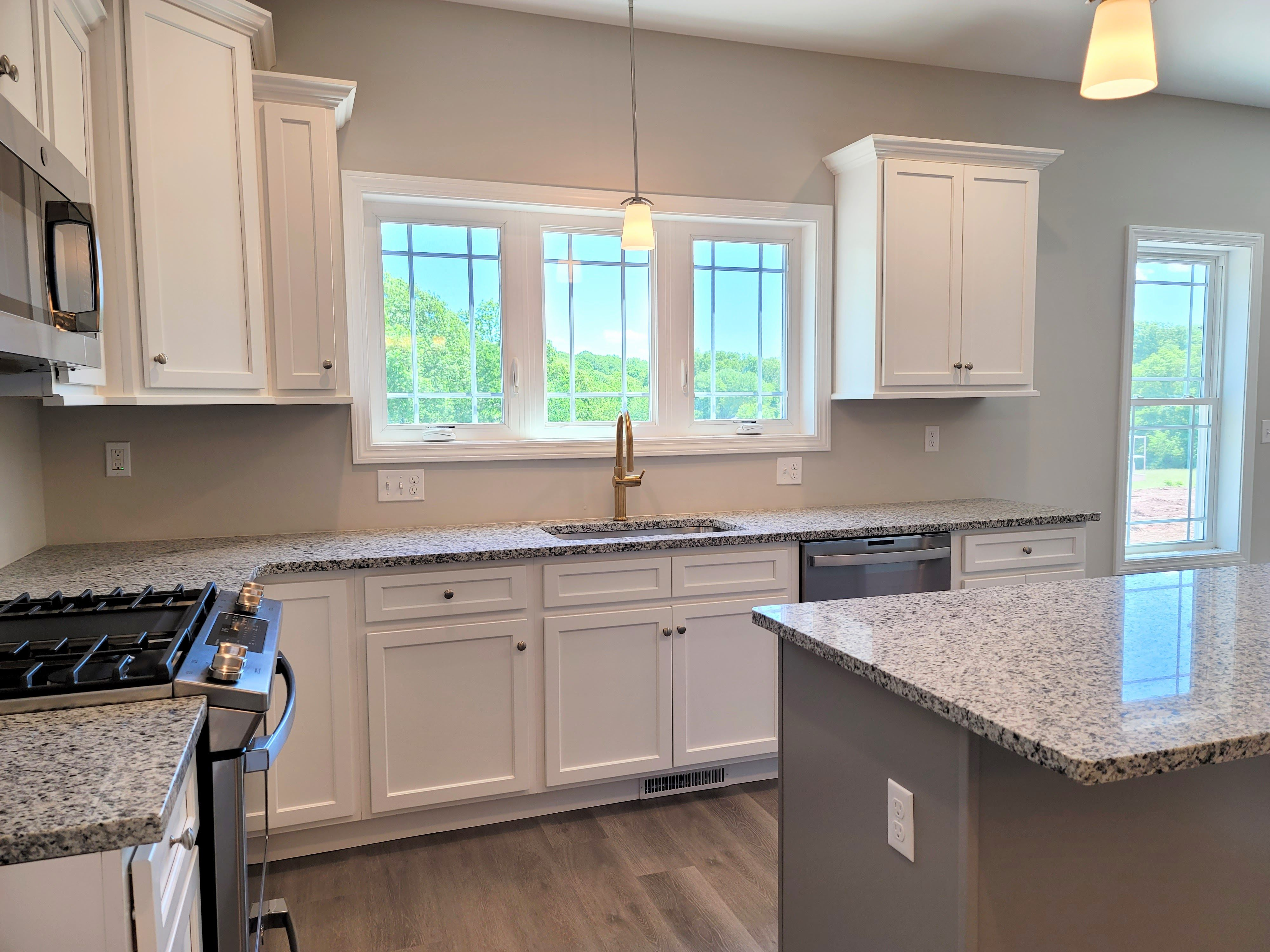 Kitchen featured in The Patton 4 Bedroom By Calcagni Real Estate in New Haven-Meriden, CT
