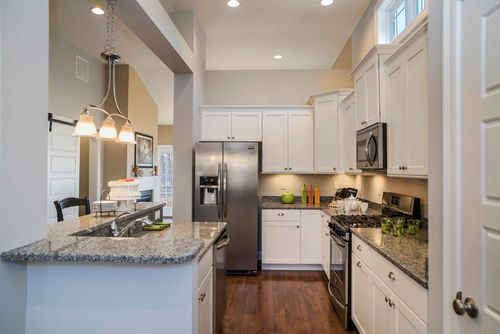 Kitchen-in-The Bradley-at-Pierpont Hill at North Haven-in-North Haven