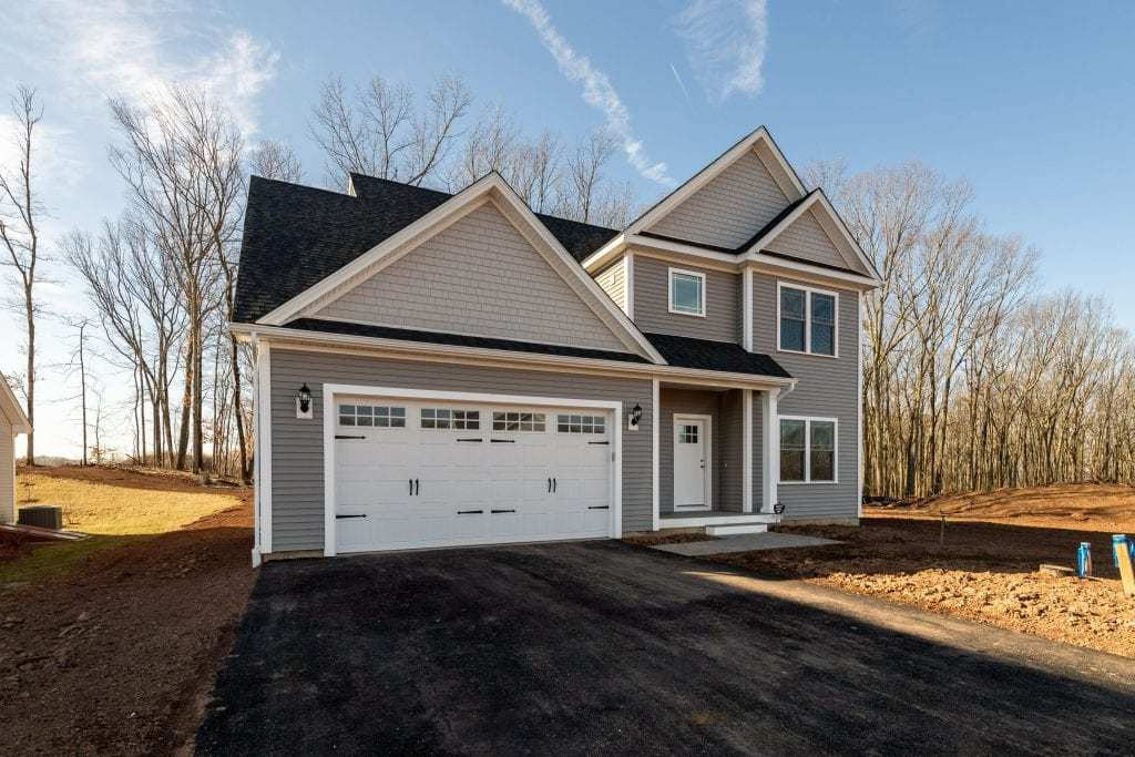 Exterior featured in The Aspen By Calcagni Real Estate in New Haven-Meriden, CT