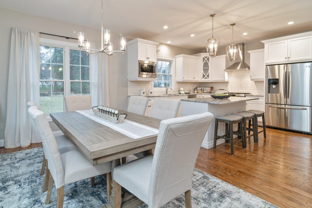 Kitchen featured in The Briar By Calcagni Real Estate in Hartford, CT