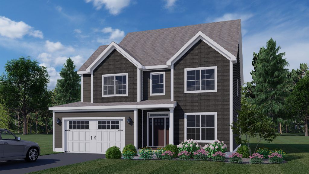 Exterior featured in The Briar By Calcagni Real Estate in Hartford, CT