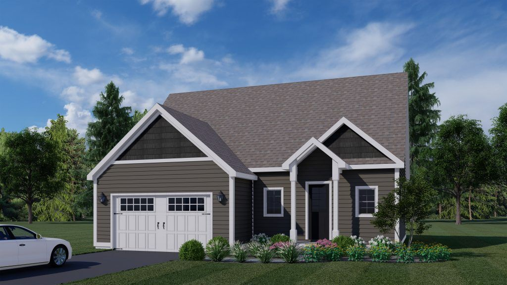 Exterior featured in The Laurel By Calcagni Real Estate in Hartford, CT