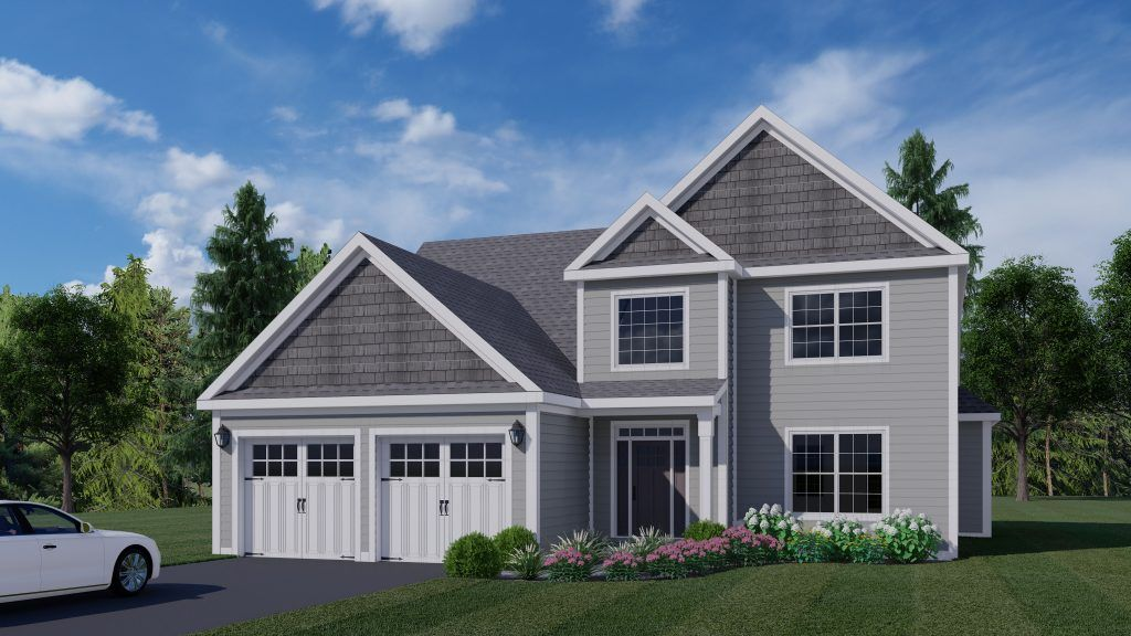 Exterior featured in The Willow By Calcagni Real Estate in Hartford, CT