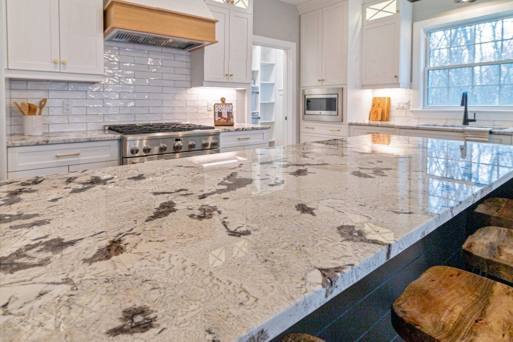 Kitchen featured in The York By Calcagni Real Estate in Hartford, CT